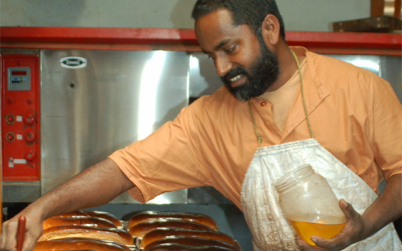 Brother Ephrem Bakery Kurisamala India