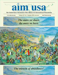 2011 Vol 20 No 2 AIM Newsletter