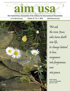 2014 Vol 23 No 1 AIM Newsletter